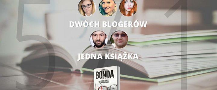 """Katarzyna Bonda """"Sprawa Niny Frank"""""""