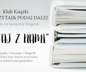 Czytaj z nami – książka, która zmieniła moje życie