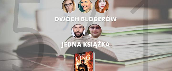 """Podpalaczka"" Stephen King"