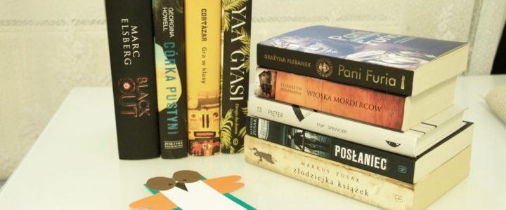 Dlaczego nie kolekcjonuję książek, mimo że je kocham?